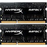 Акция на Модуль памяти KINGSTON HyperX Impact DDR3 2x8GB 2133MHz SO-DIMM (HX321LS11IB2K2/16) от Foxtrot