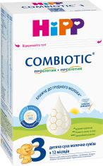 Детская сухая молочная смесь HiPP Combiotic 3 для дальнейшего кормления 500 г (9062300138785) от Rozetka