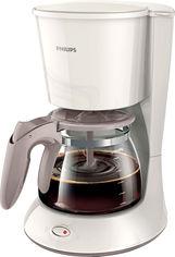 Акция на Капельная кофеварка PHILIPS Daily Collection HD7447/00 от Rozetka