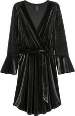 Платье H&M KK5549376 32 Черное (2009900009562) от Rozetka