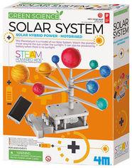 Набор для творчества 4M Модель солнечной системы (00-03416) (4893156034168) от Rozetka