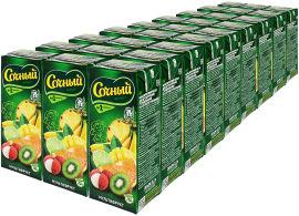 Упаковка нектара Сочный фрукт Мультифрукт 0.2 л х 27 шт (4813538004756) от Rozetka