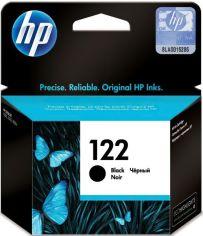 Акция на Картридж струйный HP No.122 black DJ 2050 (CH561HE) от MOYO