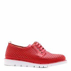 Акция на Туфли с перфорацией от PREGO