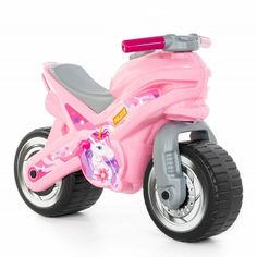 Толокар Polesie Розовый мотоцикл MX (80608) от Будинок іграшок