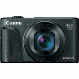 Фотоаппарат CANON Powershot SX740 HS Black (2955C012) от Foxtrot