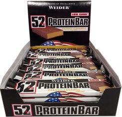 Протеиновый батончик Weider 52% Protein bar 50 г Peanut-Caramel 24 шт (4044782906910) от Rozetka