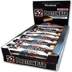 Протеиновый батончик Weider 52% Protein bar 50 г Stracciatella 24 шт (4044782906927) от Rozetka