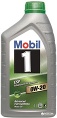Акция на Моторное масло Mobil 1 ESP x2 0W-20 1 л (153790) от Rozetka