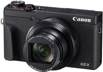 Фотоаппарат Canon Powershot G5 X Mark II Black (3070C013) Официальная гарантия! от Rozetka