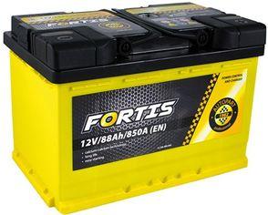 Автомобильный аккумулятор 88 Ah/12V FORTIS (0) Euro (FRT88-00) от Rozetka