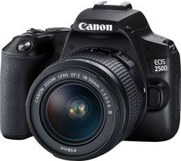 Фотоаппарат Canon EOS 250D BK 18-55 DC III (3454C009AA) Официальная гарантия! от Rozetka