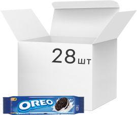 Упаковка печенья Oreo 95 г х 28 шт (7622210653703) от Rozetka