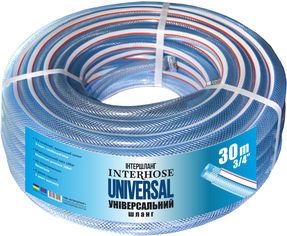 """Шланг для полива Интершланг Universal 3/4"""" 30 м (U1-302) от Rozetka"""