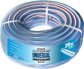 """Шланг для полива Интершланг Universal 3/4"""" 20 м (U1-301) от Rozetka"""