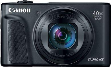 Фотоаппарат Canon Powershot SX740 HS Black (2955C012) Официальная гарантия! от Rozetka