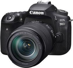 Фотоаппарат Canon EOS 90D EF-S 18-135mm IS USM Kit Black (3616C029) Официальная гарантия! от Rozetka