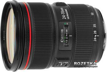 Canon EF 24-70mm f/2.8L II USM Официальная гарантия от Rozetka