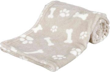 Коврик Trixie Kenny 100х150 см Бежевый лапка/косточка (4011905371672) от Rozetka