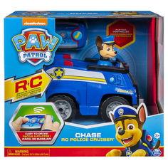 Спасательный автомобиль Spin Master Paw Patrol Щенячий патруль: Полицейский автомобиль Гонщика на дистанционном управлении (SM76200/8659) от Rozetka