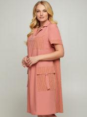 Платье All Posa Аланья 100072 56 Персиковое от Rozetka