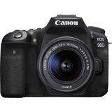 Фотоаппарат Canon EOS 90D EF-S 18-55mm IS STM Kit Black (3616C030AA) от Foxtrot