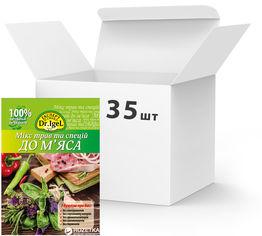 Акция на Упаковка микса трав и специй Dr.IgeL к мясу 12 г х 35 шт (14820155170686) от Rozetka