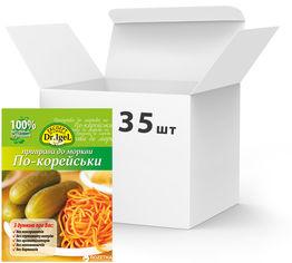 Упаковка приправы Dr.IgeL к корейской моркови 20 г х 35 шт (14820155170334) от Rozetka