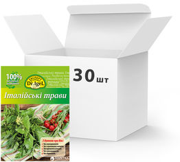 Упаковка приправы Dr.IgeL Итальянские травы 10 г х 30 шт (14820155170242) от Rozetka