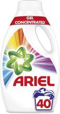 Жидкий стиральный порошок Ariel Color 2.2 л (8001090791559) от Rozetka