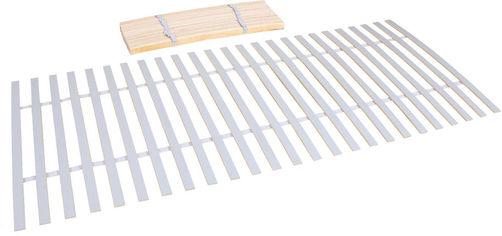 Акция на Вклад в кровать Aqua Rodos Бьянка 160 х 200 см Белый матовый (LAM-160-(160х200)) от Rozetka