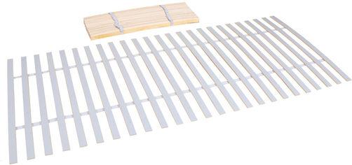 Акция на Вклад в кровать Aqua Rodos Бьянка 180 х 200 см Белый матовый (LAM-180-(180х200)) от Rozetka