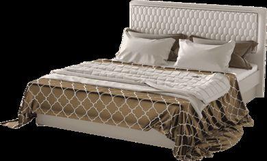 Кровать Aqua Rodos Кристал 180 х 200 см Бежевый (CRIBED-LIFT-1800) от Rozetka
