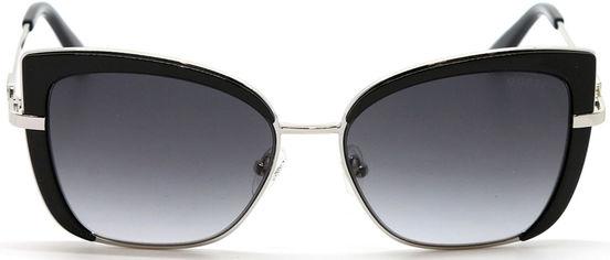 Солнцезащитные очки женские Guess GU7633-01B-56 (889214065414) от Rozetka