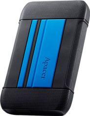 """Жесткий диск Apacer AC633 1TB 5400rpm 8MB AP1TBAC633U-1 2.5"""" USB 3.1 Speedy Blue от Територія твоєї техніки"""