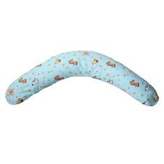 Подушка для беременных и кормления Relax Лежебока холлофайбер, (Украина) от Medmagazin