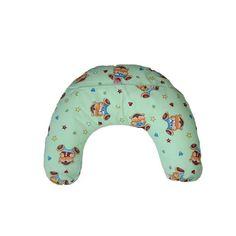 Подушка для кормления холлофайбер Лежебока от Medmagazin