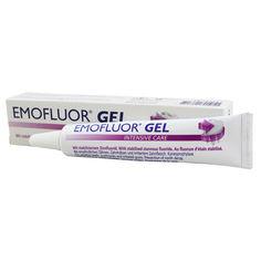 Акция на Гель со стабилизированным фторидом олова 0,4% Emofluor 18мл Dr.Wild & Co. AG от Medmagazin