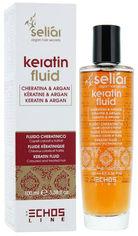 Акция на Масло Echosline для волос с кератином и Аргана 100 мл (8033210299317) от Rozetka