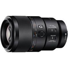 Объектив Sony FE 90 mm f/2.8 G Macro (SEL90M28G.SYX) от MOYO