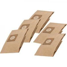 Фильтр бумажный для пылесоса Bosch 5шт. (2609256F32) от MOYO