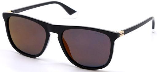 Солнцезащитные очки мужские Polaroid PLD PLD 2092/S 80756OZ Черные (716736243719) от Rozetka