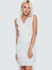 Платье Magnet 5919 M Молочное (issa2000000391526) от Rozetka