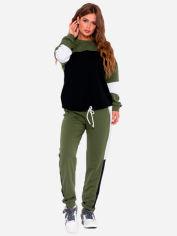 Спортивный костюм ISSA PLUS 10996 XL Хаки (issa2000134885892) от Rozetka