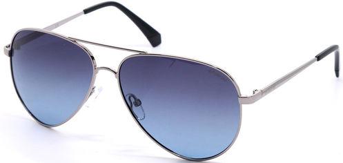 Солнцезащитные очки Polaroid PLD PLD 6012/N/NEW 6LB62WJ Серые (716736240237) от Rozetka