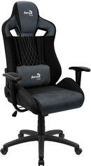 Акция на Кресло для геймеров Aerocool EARL Steel Blue (EARL_Steel_Blue) от Rozetka