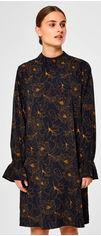 Платье Selected 16068496 S Синее (2000000356273) от Rozetka