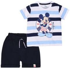 Акция на Костюм (футболка + шорты) Disney Mickey Mouse MC15453 86-92 см Разноцветный (8691109783073) от Rozetka