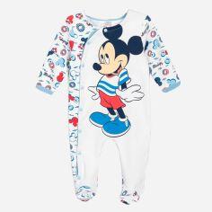 Акция на Человечек Disney Mickey Mouse MC15472 62-68 см Белый (8691109784148) от Rozetka