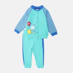 Спортивный костюм Smil Активный малыш 117208 80 см Изумруд (4824039150088) от Rozetka